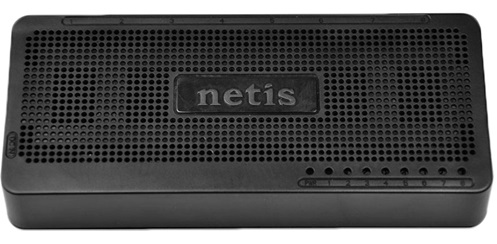 Коммутатор NETIS ST3108S 8 Ports 10/100Mbps Fast Ethernet Switch