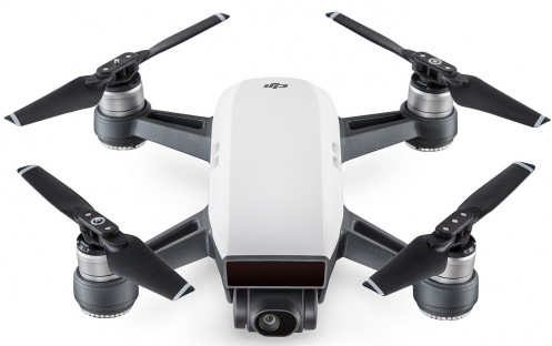 Квадрокоптер DJI Spark Alpine White (MM1A)