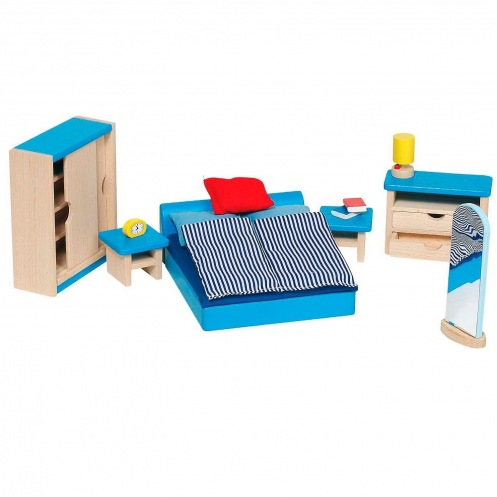 Набор для кукол goki Мебель для спальни 51906G