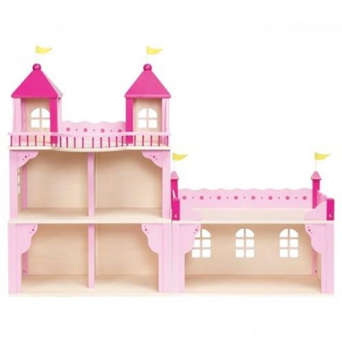 Кукольный домик goki Замок 2 этажа, закрывается 51772G
