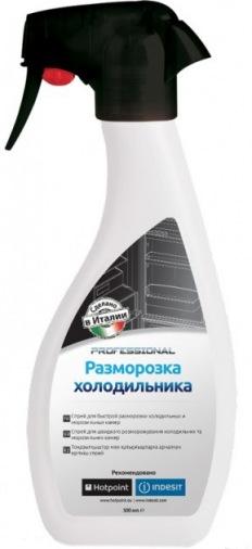 Средство для размораживания холодильника INDESIT 500 мл C00092665