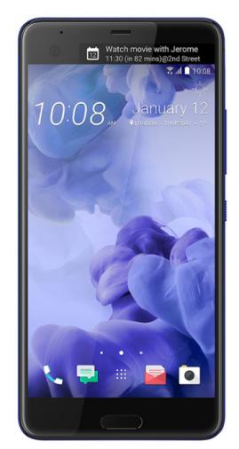 Смартфон HTC U ULTRA 4/64GB Sapphire Blue