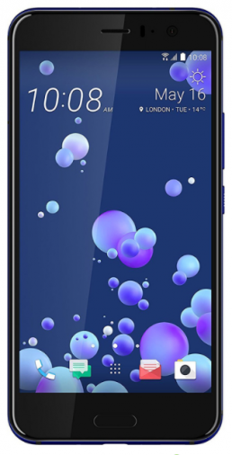 Смартфон HTC U11 4/64GB Blue (99HAMB078-00)