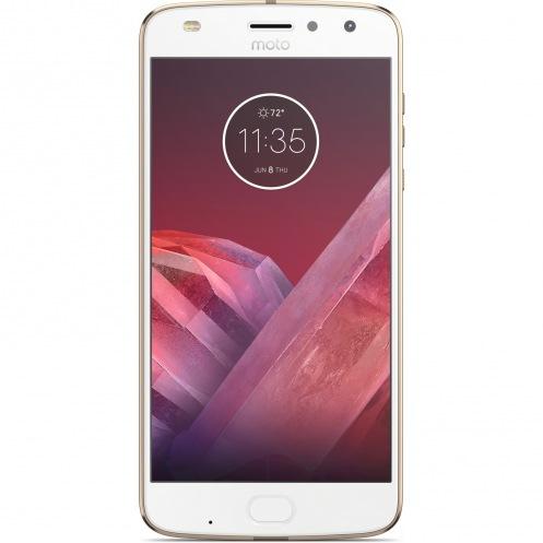 Смартфон Motorola Moto Z2 Play Fine Gold (SM4482AJ1K7)