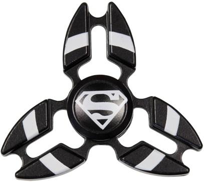 Спиннер Spinner MT-20 Metal Super Heroes Superman Black