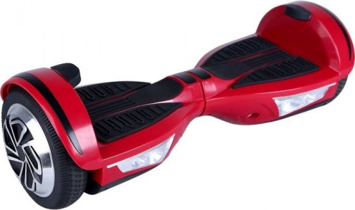 "Гироборд 2Е HB 101 7.5"" Jump Red 2E-HB101-75J-Rd"