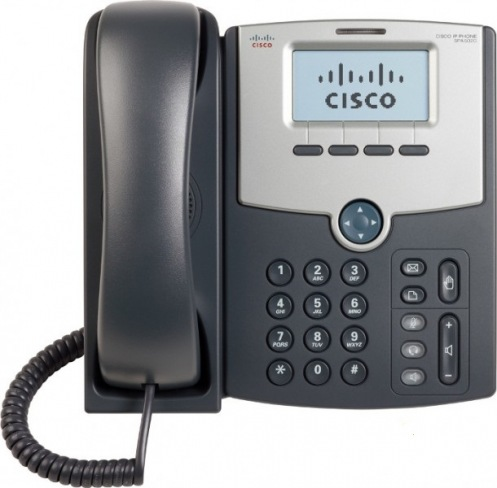 IP-телефон Cisco SB 1 Line IP Phone With Display