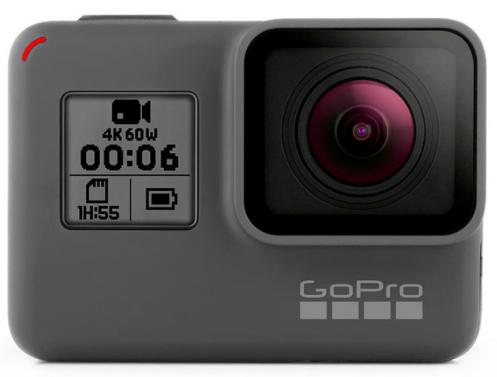 Экшн-камера GOPRO Hero 6 Black (CHDHX-601-RU)