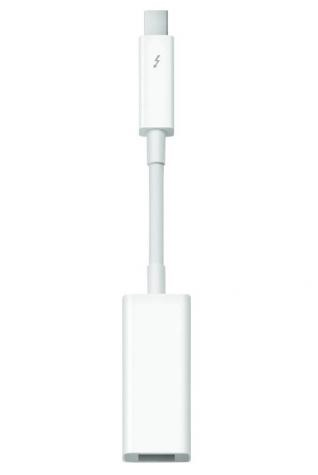 Адаптер Apple Thunderbolt to Fire Wire (MD464ZM/A)