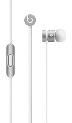 Наушники BEATS In-Ear Headphones (New Silver)