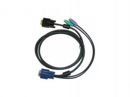 Кабель D-Link KVM DKVM-IPCB5, для DKVM-IP1/IP8, 5 м