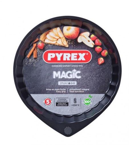 Форма PYREX MAGIC 27см вол.борт MG27BN6