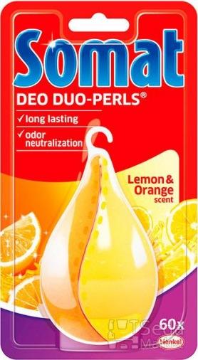 Ароматизатор для посудомоечных машин SOMAT лимон