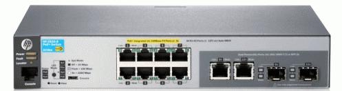 Коммутатор HP 2530-8-PoE+ (J9780A)