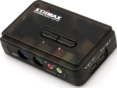KVM-переключатель Edimax EK-PAK2