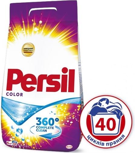 Порошок стиральный Persil Color автомат 6 кг