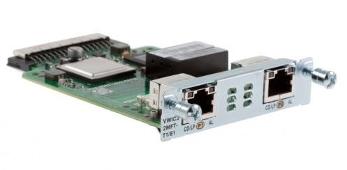 Модуль Cisco 2-Port 3rd Gen Multiflex Trunk Voice/
