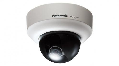 IP-камера Panasonic HD Dome network camera 1280x960