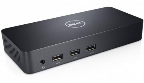 Порт-репликатор Dell USB 3.0 Ultra HD Triple Video