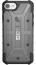 Чехол UAG  iPhone 7/6/6S Ash (Transparent)