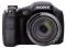Фотоапарат цифровий SONY H300 Black (DSCH300.RU3)