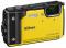 Фотоаппарат Nikon Coolpix W300 Yellow (VQA072E1)