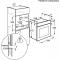 Духовка независимая электрическая ZANUSSI OPZB 4200 Z