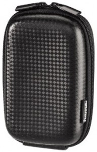 Сумка для фотоаппарата HAMA HardCase Carbon 60H black (хама)