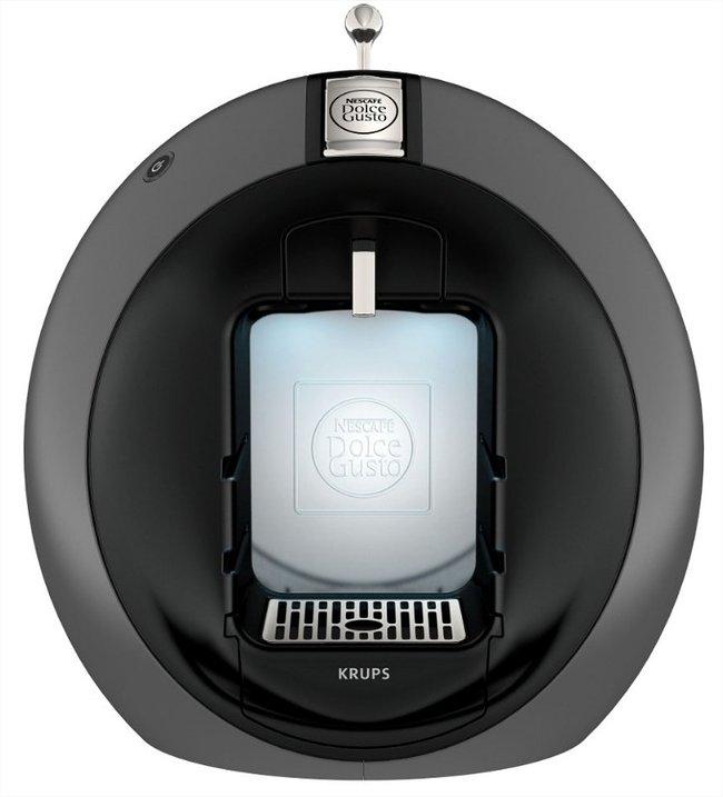 Кофеварка Krups KP500025 (DolceGusto Black/Grey)