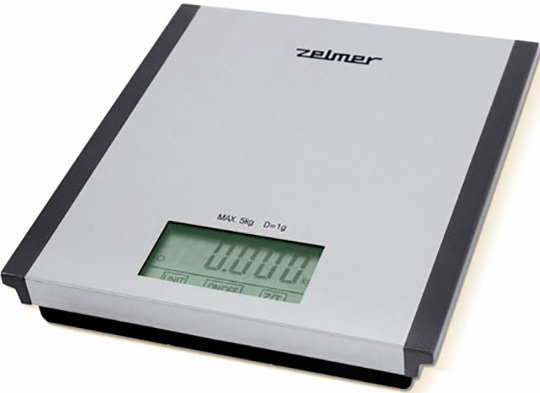 Весы ZELMER 34Z050 / ZKS13100