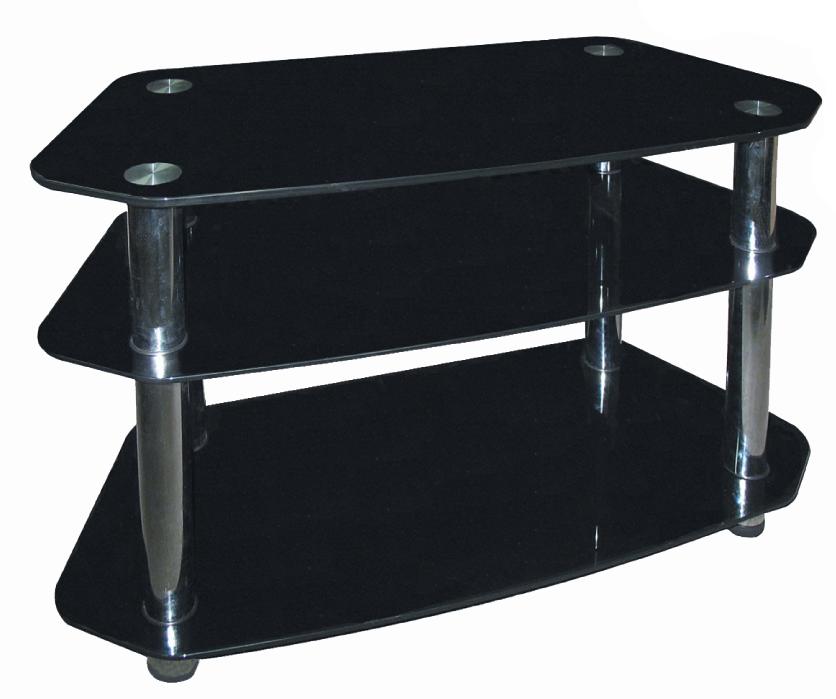 Тумба Glasser TV-903 black