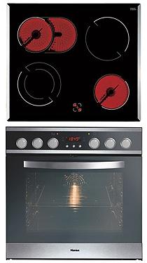 Электро плита hansa bcci66136077 средство для чистки керамической плиты какое лучше л