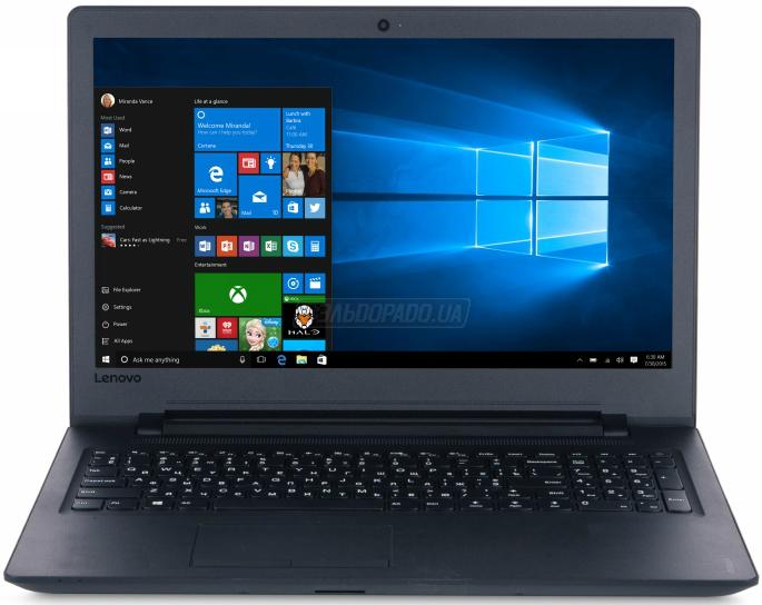 Ноутбук LENOVO IdeaPad 110-15 (80T7007KRA)