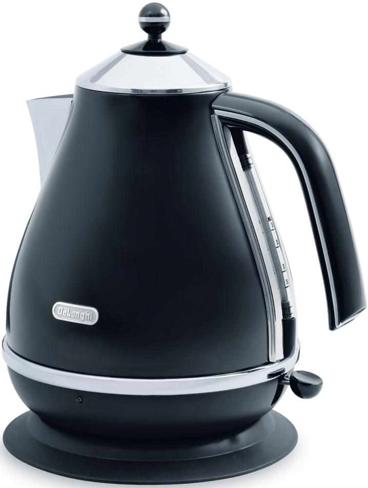 Чайник Delonghi KBO 2001 Black