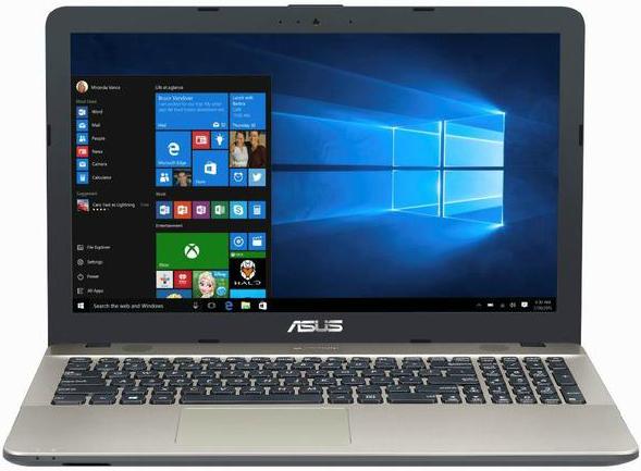 Ноутбук ASUS R541SC-XX037T