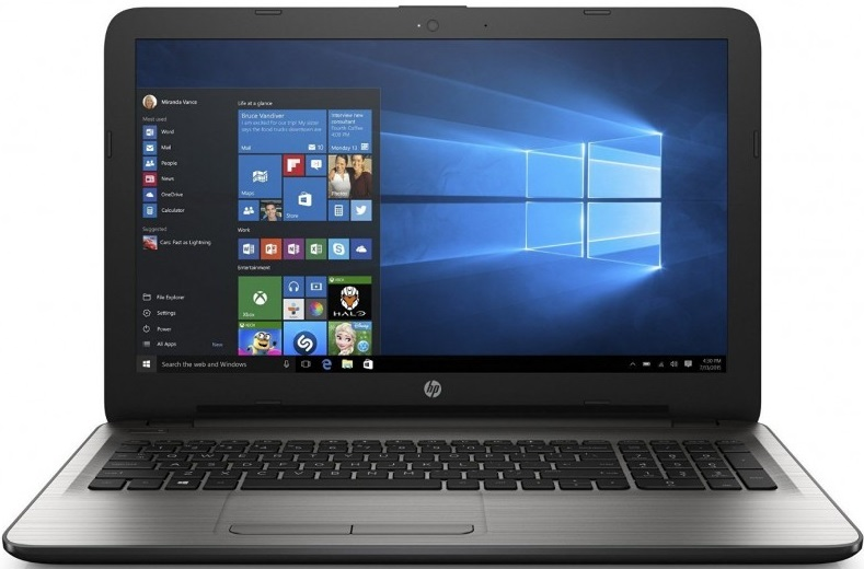 Ноутбук HP 250 G5 (W4M68EA) Silver