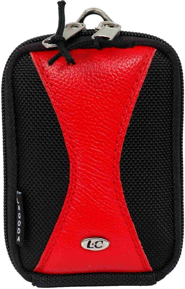 Сумка для камеры Lagoda FLC Sport-129, Black/Red