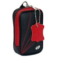 Сумка LC FLC-221 black/red