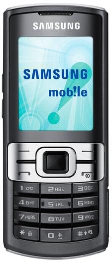 25c1ba9808f0e Мобильный телефон Samsung GT-C3011 Midnight Black купить по низкой ...