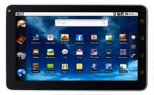 Планшет Viewsonic ViewPad 7