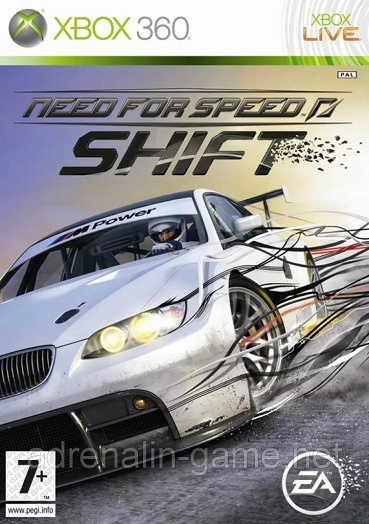 Гра Xbox 360 Need for Speed Shift