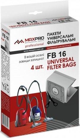 Пылесборник бумажный MAXPRO FB 16