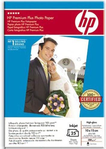 Бумага HP Q8027A А6, 25л, 280г