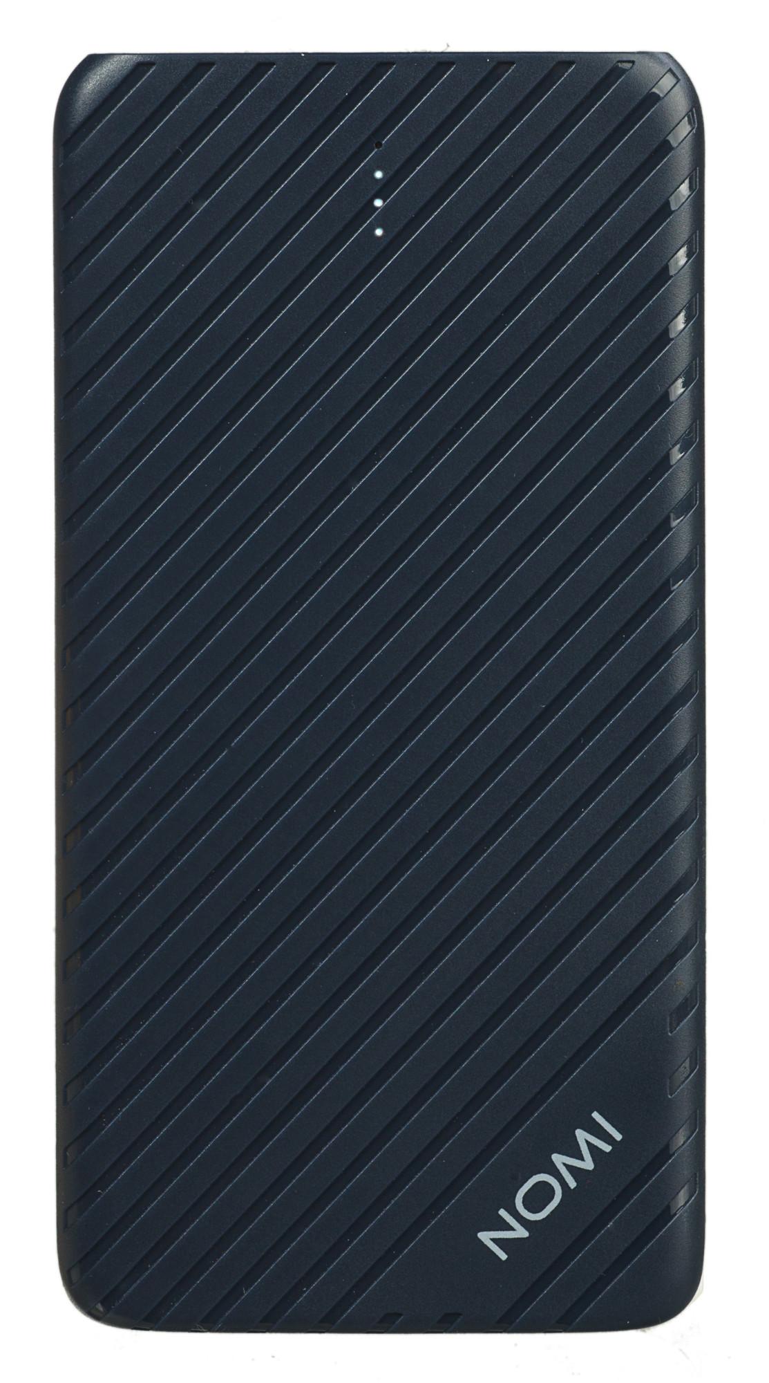Универсальная мобильная батарея Nomi F050 5000mAh Blue