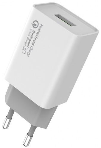 Мережевий зарядний пристрій Colorway 1USB Huawei SС/QC 3.0, 4A (20W)