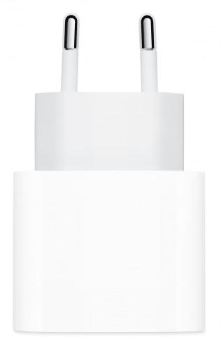 Мережевий зарядний пристій APPLE 20W USB-C Power Adapter (MHJE3ZM/A)