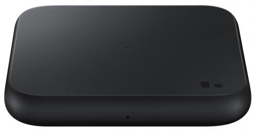 Бездротовий зарядний пристрій SAMSUNG Wireless Charger Pad Black (EP-P1300BBRGRU)