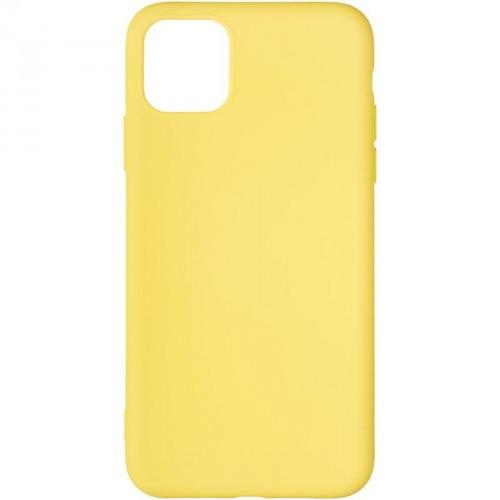 Накладка Gelius Soft Case iPhone 12 Mini Жовтий