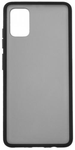 Накладка ColorWay Smart Matte Samsung Galaxy A02s, Чорний (CW-CSMSGA025-BK)