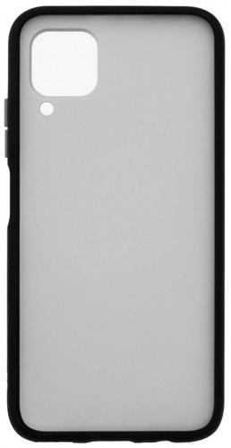 Накладка ColorWay Smart Matte Samsung Galaxy A12, Чорний (CW-CSMSGA125-BK)